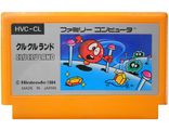 """Clu Clu Land"" Игра для Денди, Famicom Nintendo, made in Japan."