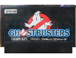 """Ghost Busters"" Игра для Денди, Famicom Nintendo, made in Japan."