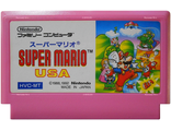 """Super Mario USA"" Игра для Денди, Famicom Nintendo, made in Japan."