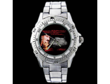 "Часы ""Фредди Крюгер"" Stainless Steel Wristwatch Watch"