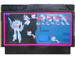 """Macross"" Игра для Денди, Famicom Nintendo, made in Japan."