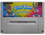 """Tiny Toon"" no box, Игра для Nintendo Super Famicom NTSC-Japan"