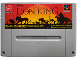 """Lion King"" no box, Игра для Nintendo Super Famicom NTSC-Japan"