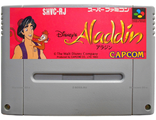 """Aladdin"" no box, Игра для Nintendo Super Famicom NTSC-Japan"