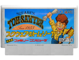 """Squares Tom Sawyer"" Игра для Денди, Famicom Nintendo, made in Japan."