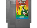 """Elevator Action"" Игра для NES (Made in Japan)"