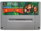 """Donkey Kong Country"" in Box, Игра для Nintendo Super Famicom NTSC-Japan"