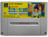 """Ganba League"" no box, Игра для Nintendo Super Famicom NTSC-Japan"