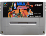 """NBA All-Star Challenge"" Игра для Супер Нинтендо (SNES)"