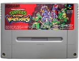 """Turtles mutant Warriors"" no box, Игра для Nintendo Super Famicom NTSC-Japan"