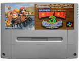 """Donkey Kong Country 3"" no box, Игра для Nintendo Super Famicom NTSC-Japan"