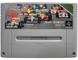 """Human Grand Prix"" no box, Игра для Nintendo Super Famicom NTSC-Japan"