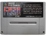 """F-Zero"" no box, Игра для Nintendo Super Famicom NTSC-Japan"