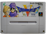"""Dragon Quest 5"" no box, Игра для Nintendo Super Famicom NTSC-Japan"