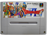 """Dragon Quest 6"" no box, Игра для Nintendo Super Famicom NTSC-Japan"