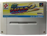 """Jikkyo World Soccer 2 Fighting Eleven"" no box, Игра для Nintendo Super Famicom NTSC-Japan"